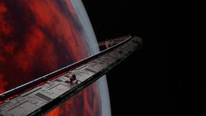 Long boi space dock