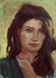 Portrait by OgRuAr