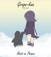 Rest in Peace, Grape-kun by TheUpbringer