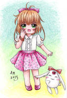 Cute polka dots by Vestal-Spirit