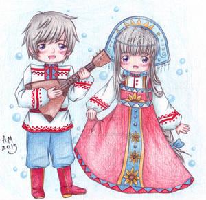 APH: Russian soul