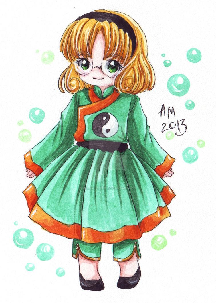 MKR: Fuu-chan by Vestal-Spirit