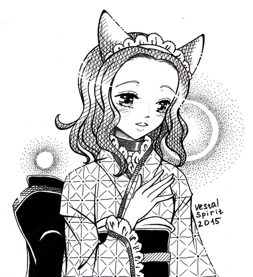 OTZ: Susukihotaru by Vestal-Spirit
