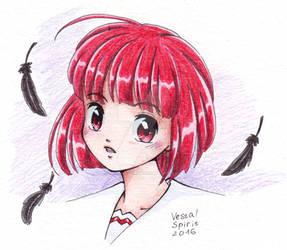 DN Angel: Harada Riku by Vestal-Spirit