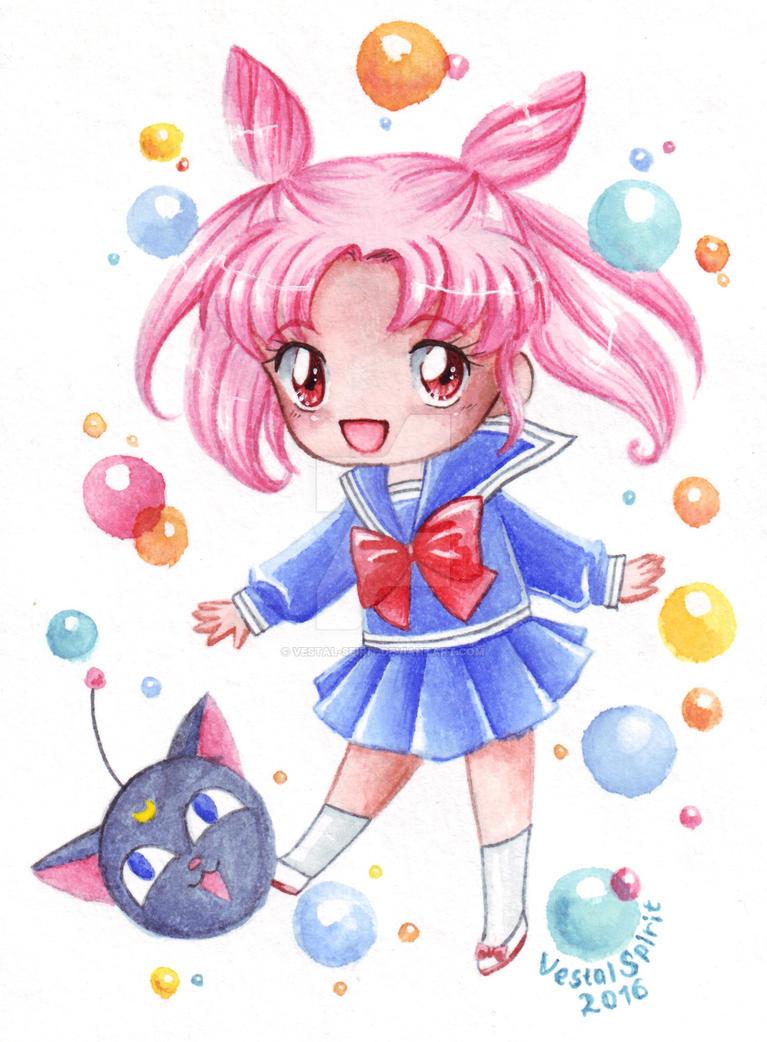 SM: ChibiUsa Luna P by Vestal-Spirit