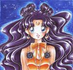 Sailor Moon: human Luna