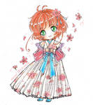 chibi princess Sakura