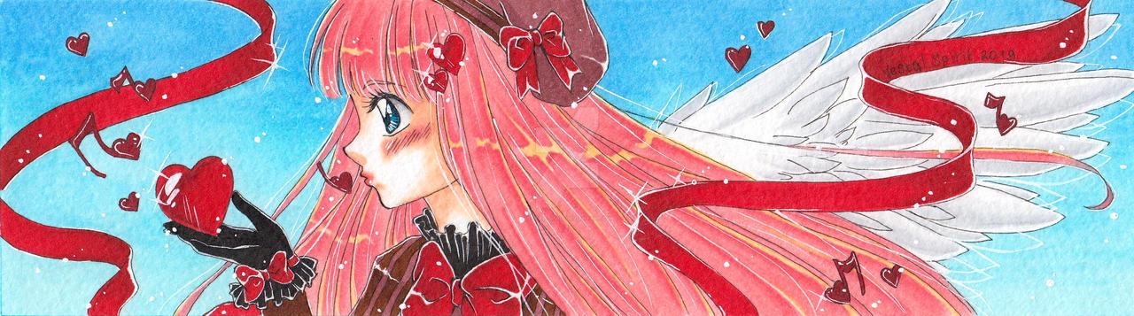 FF - Kotori St Valentine by Vestal-Spirit
