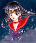 happy bday Sailor Mars 2020