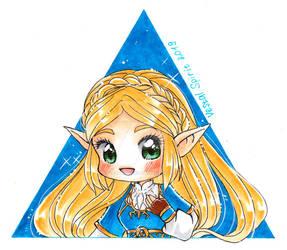 BOTW - princess Zelda