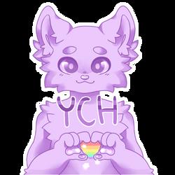 Open pride YCH by kiwipett
