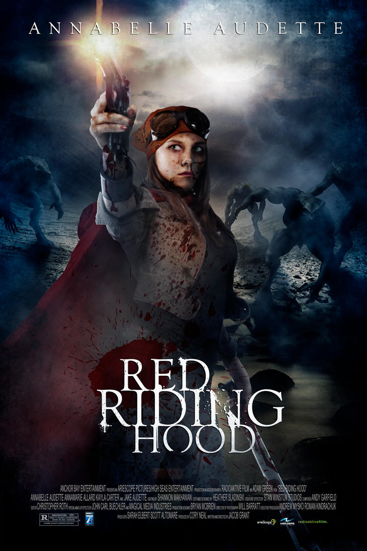 Red Riding Hood Poster by artifice22 on deviantART