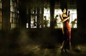 Resident Evil's Ada Wong