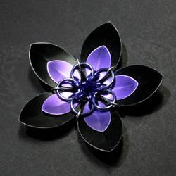 Huge Scale Flower by Ichi-Black