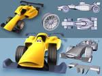 Race Car Like Cars