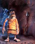 caveman first composite test_B
