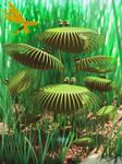 Carnivorous Plant WIP 2