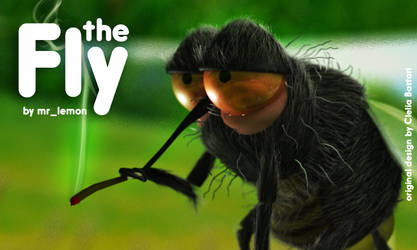The Fly by PositiveDope