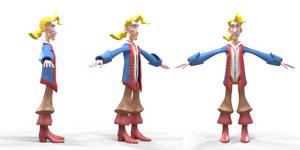 Gubrush Threepwood quick and dirty clothes