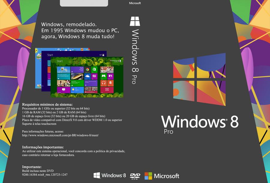 Windows 10 pro pt Br