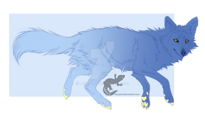 Adoptable Wolf PSD base - For sale!
