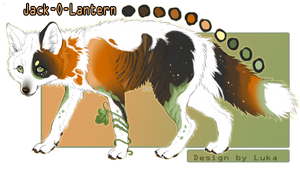 Jack-O-Lantern - SOLD by lukazard