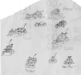 Revolt Zeichnung 1min