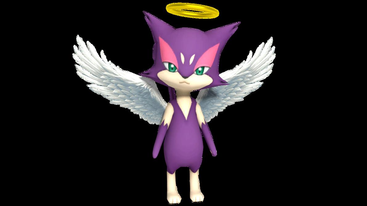 Angel Purrloin 2 by kuby64
