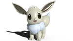 A shiny Eevee that is actually shiny