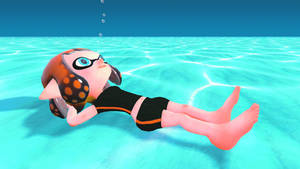 Lea underwater by kuby64
