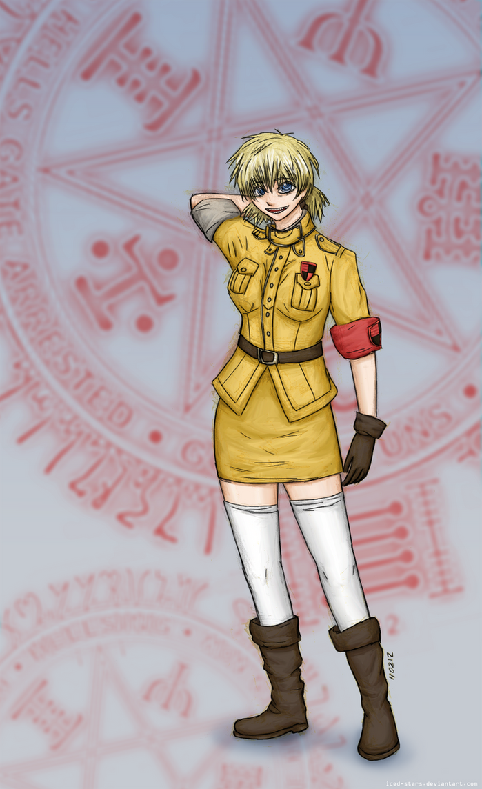 seras victoria by Iced-Stars