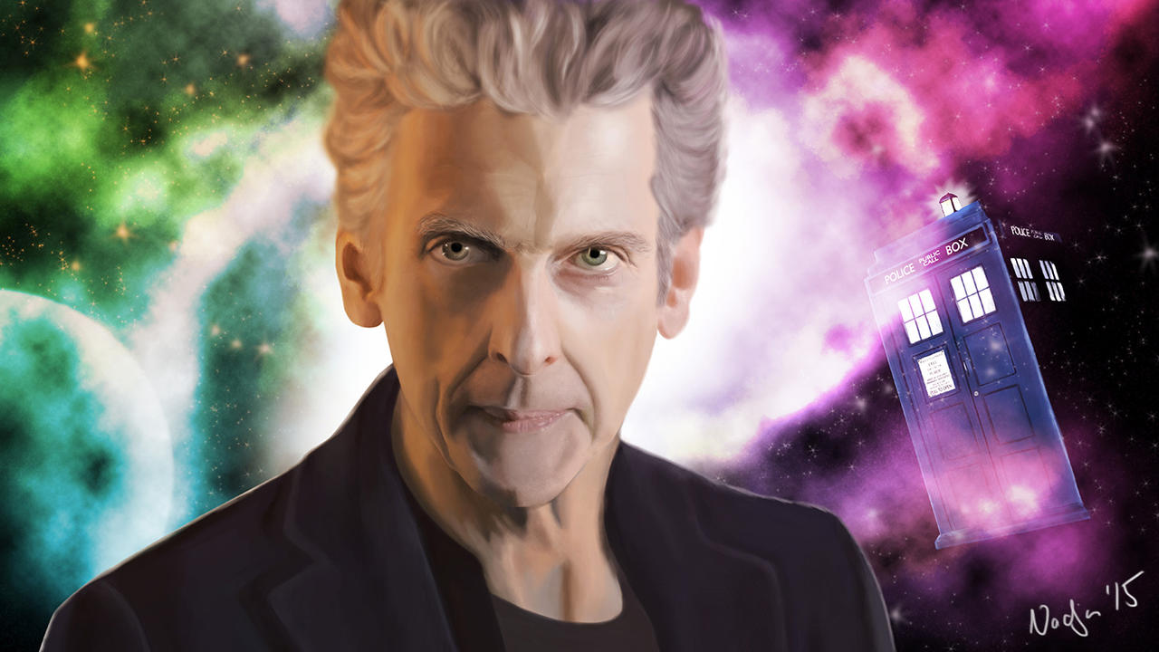 Peter Capaldi By NadjaReyam On DeviantArt