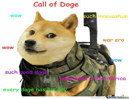 call of doge by omegaoni77