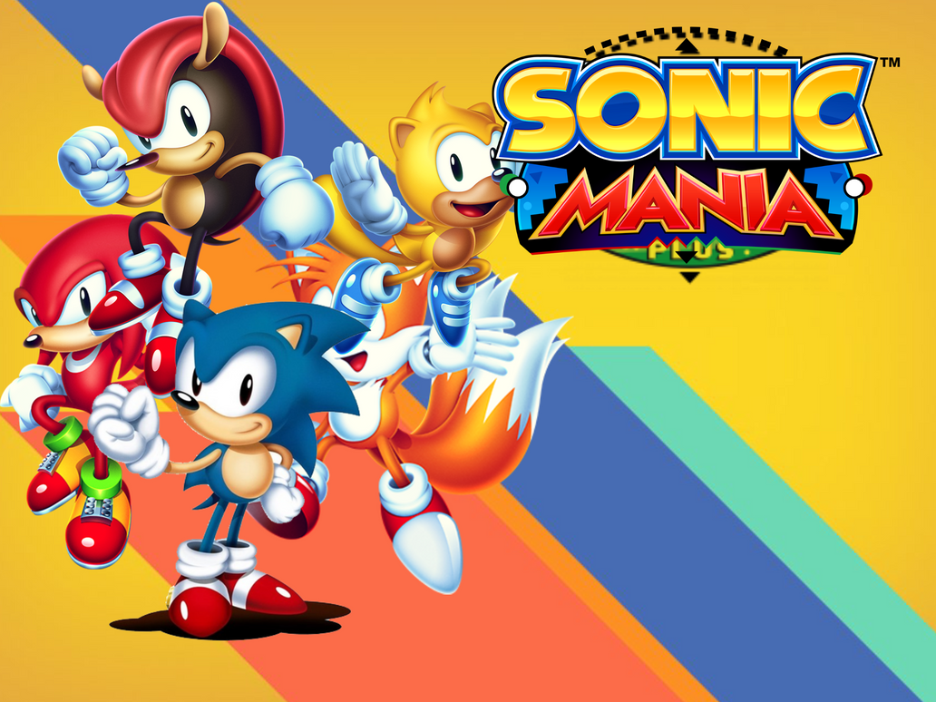 Image result for sonic mania plus