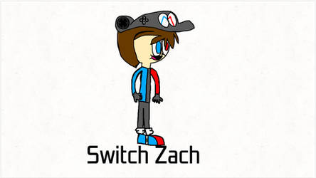 Switch Zach Design by ArtificialGreninja