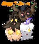 Pokemon Halloween!