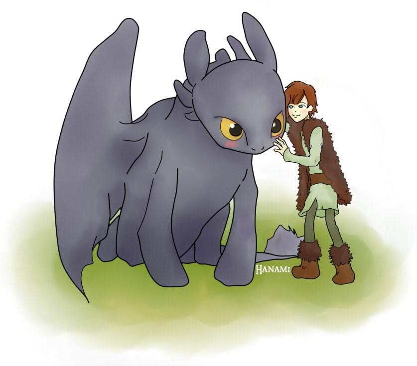 how to train your dragon by UltimasMiradas on DeviantArt