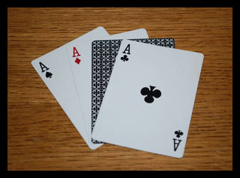 Some Aces are different -color