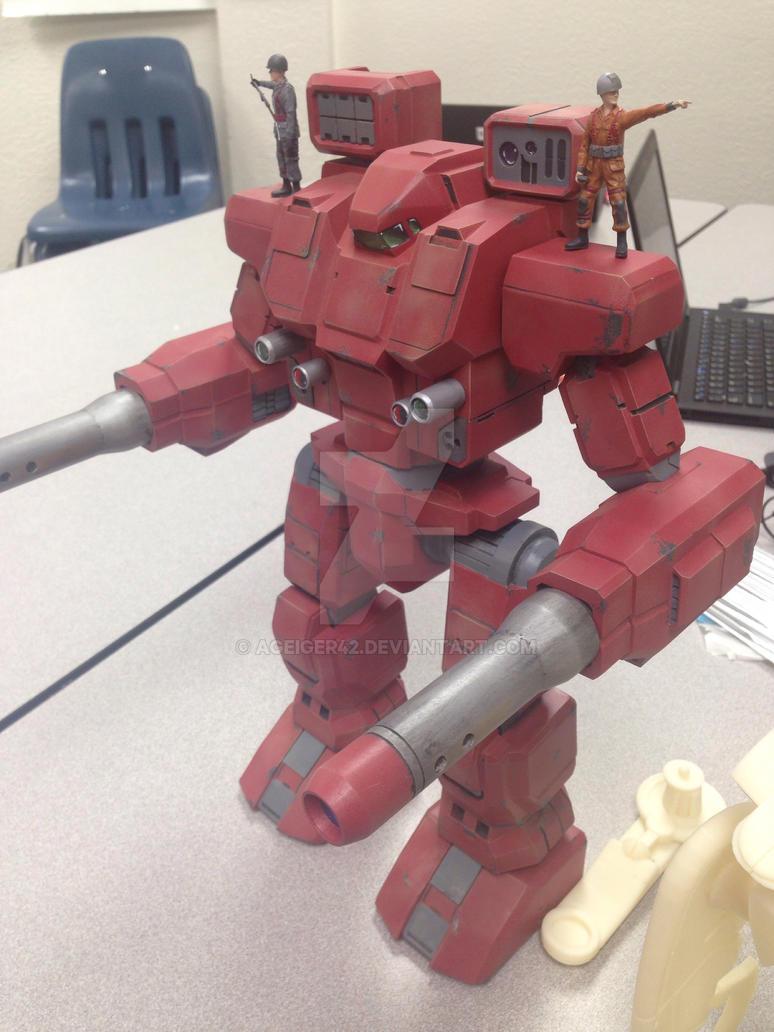 Warhammer Battletech  by AGeiger42