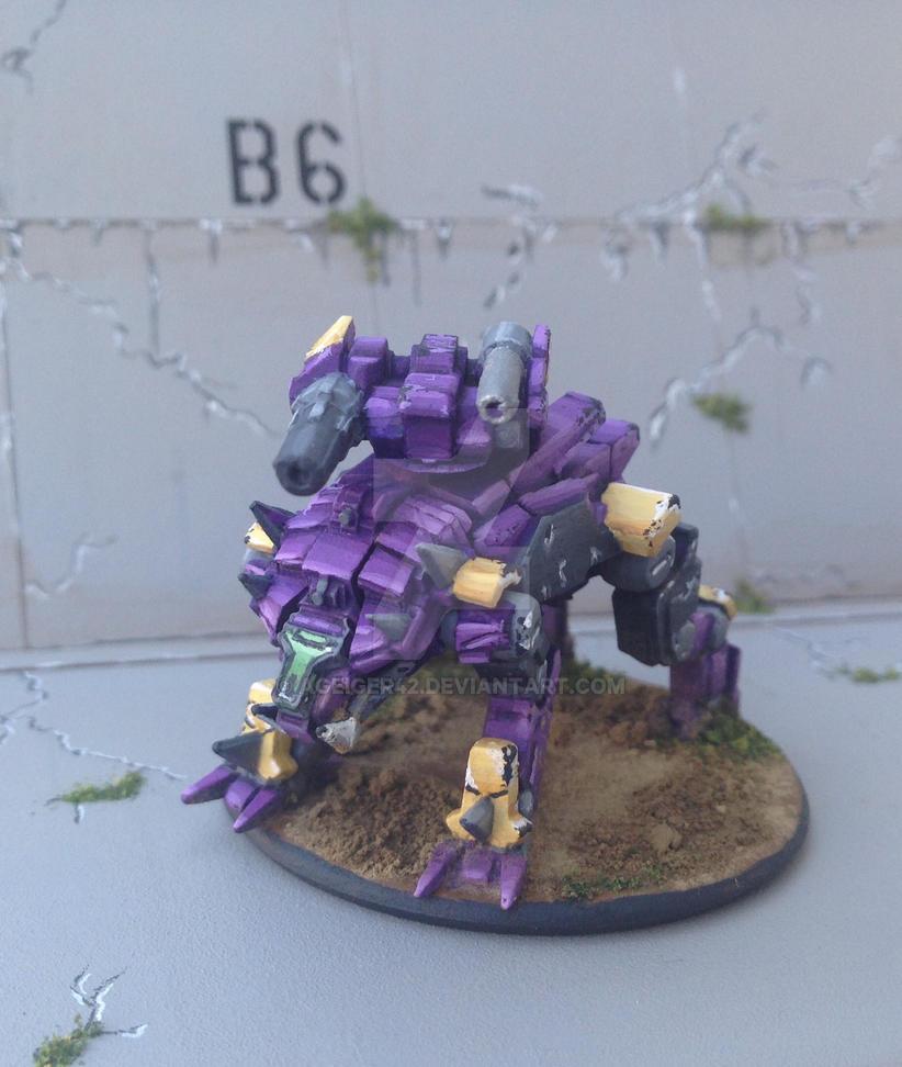 Sarath - Battletech  by AGeiger42