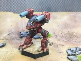 Catapult - Battletech