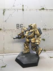 Wolverine - Battletech