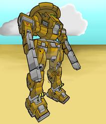 Galahad - Battletech