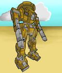 Galahad - Battletech by AGeiger42