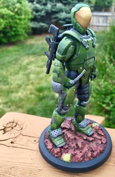 SPI Armor - Halo