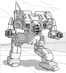 Blackout - Battletech