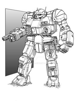 Atlas II - Battletech