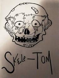 Skele-Tom (Frontal View)