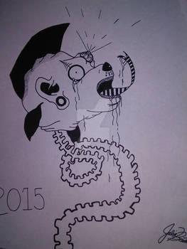 Punk Rawk Dog (Rawk On!)