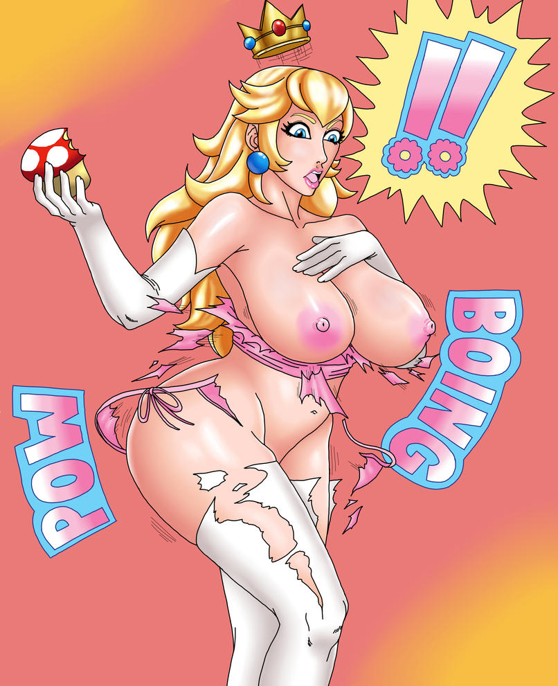 Plump Peach by Hentai-Ryukami